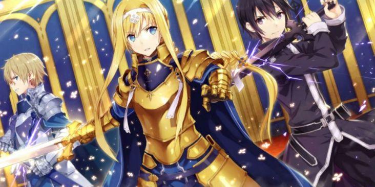 Sword Art Online S3 - 2