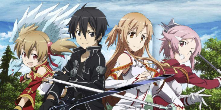 Sword Art Online S3 - 1