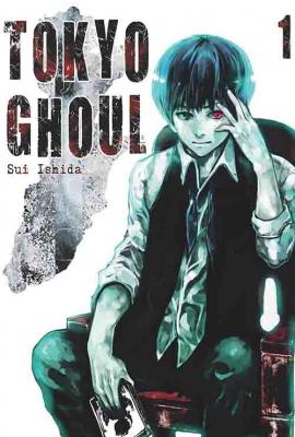 Tokyo Ghoul S1