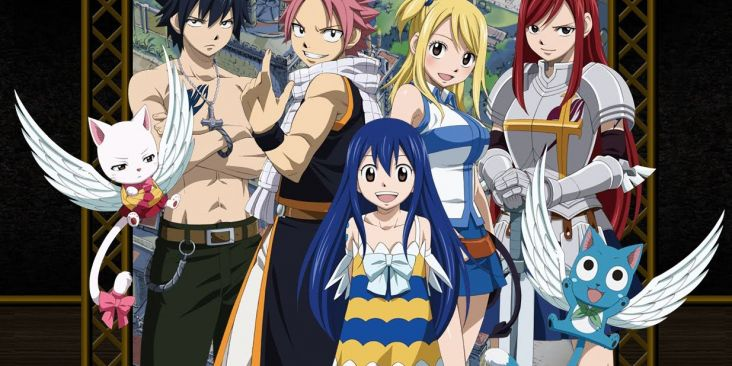 Fairy tail Final season - 6