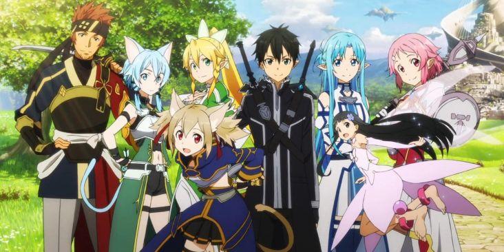Sword Art Online S3 - 5