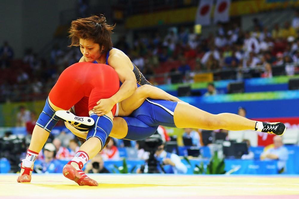 Японы чөлөөт бөхийн алдартай тамирчин Каори Ичо