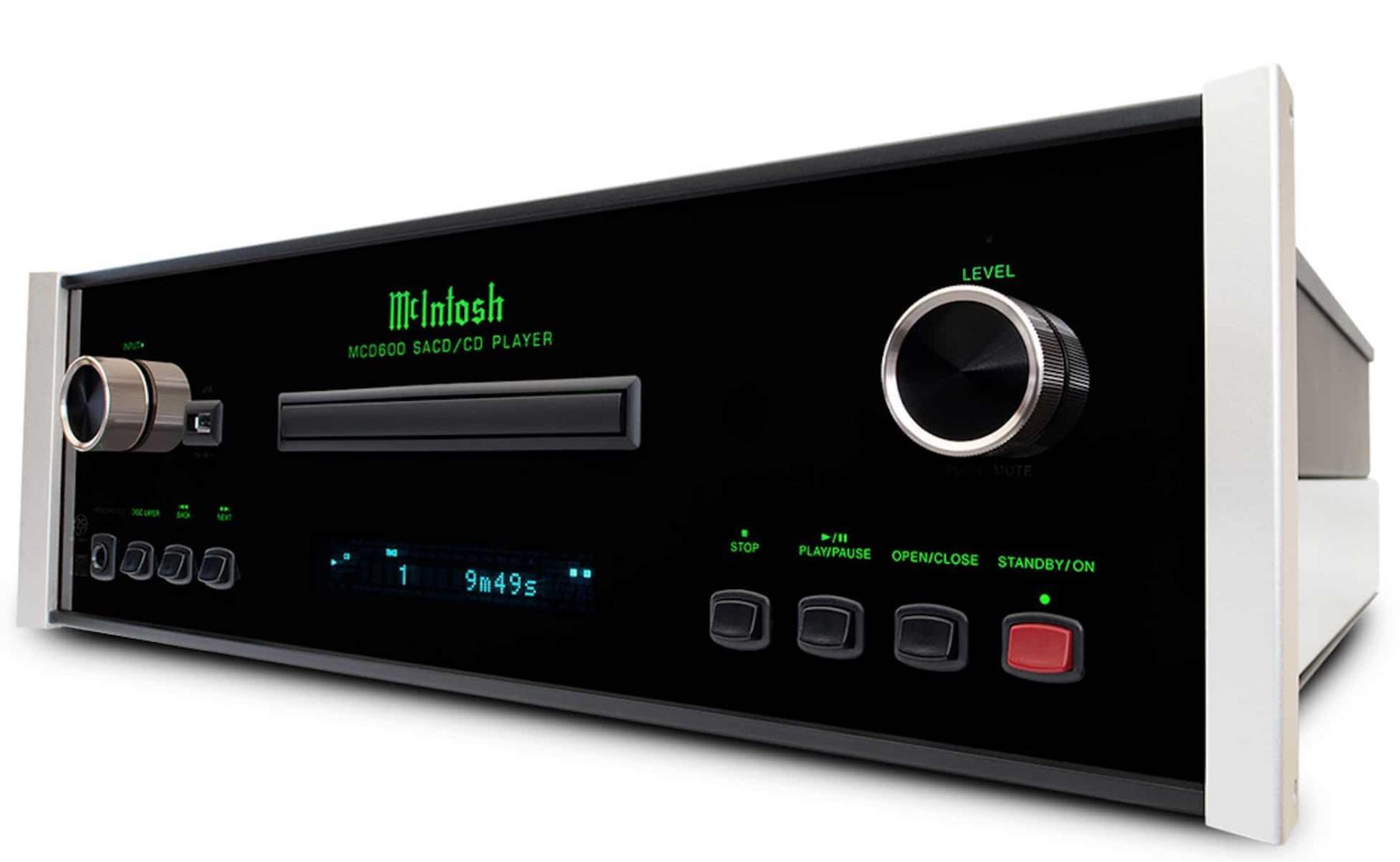 7000 ам.долларын үнэ бүхий MCD600 CD тоглуулагч